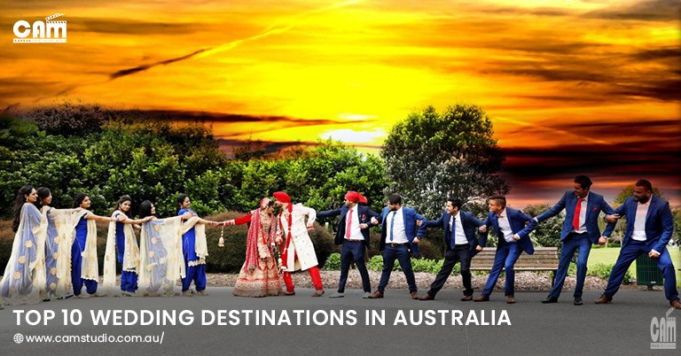 wedding destinations in Australia