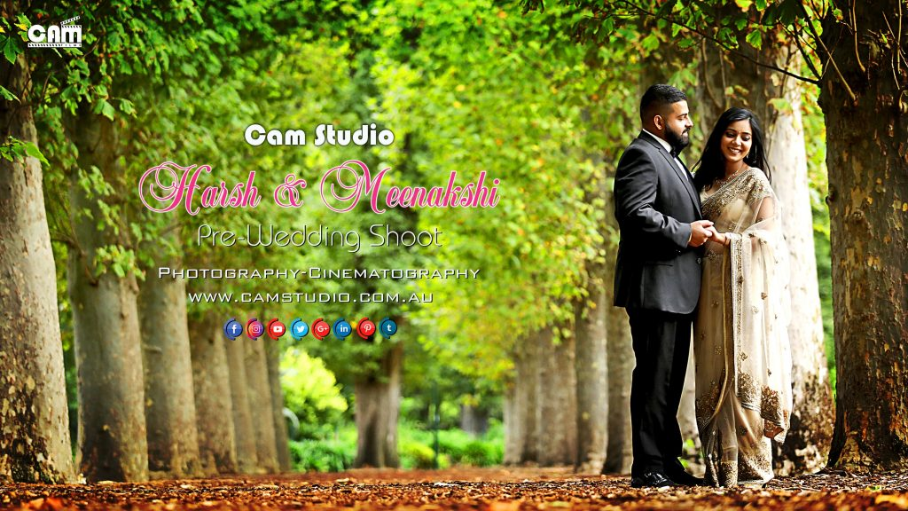 best pre-wedding photo shoots Melbourne