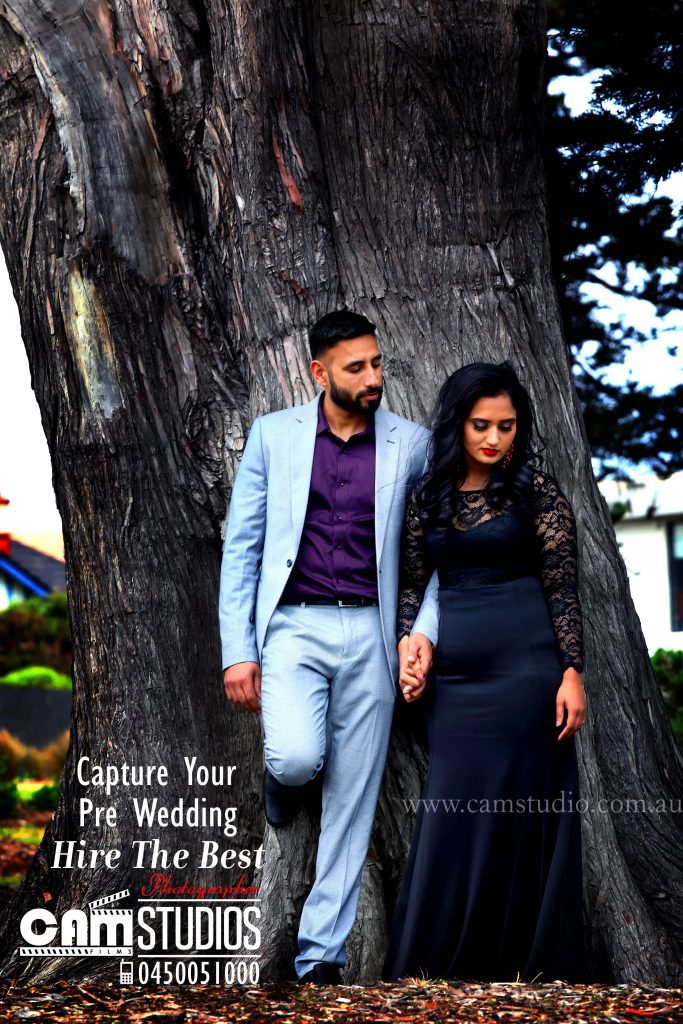 best pre-wedding photography Springvale