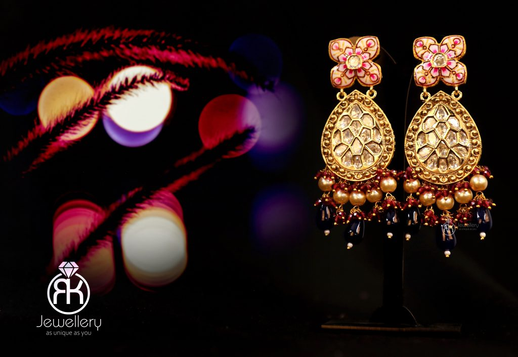 Stylish jewellery photoshoot with model pricing