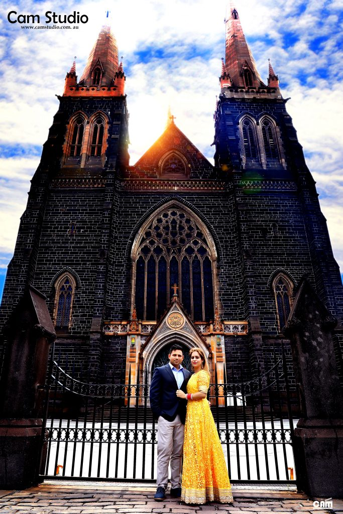 Best pre-wedding photo shoots in Springvale